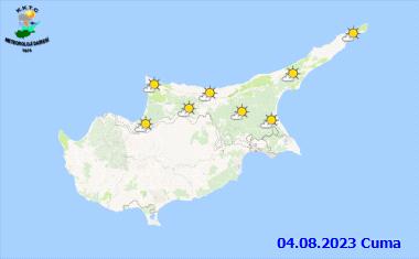 Nordzypern Zypern Wetter morgen