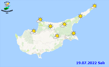Nordzypern Zypern Wetter